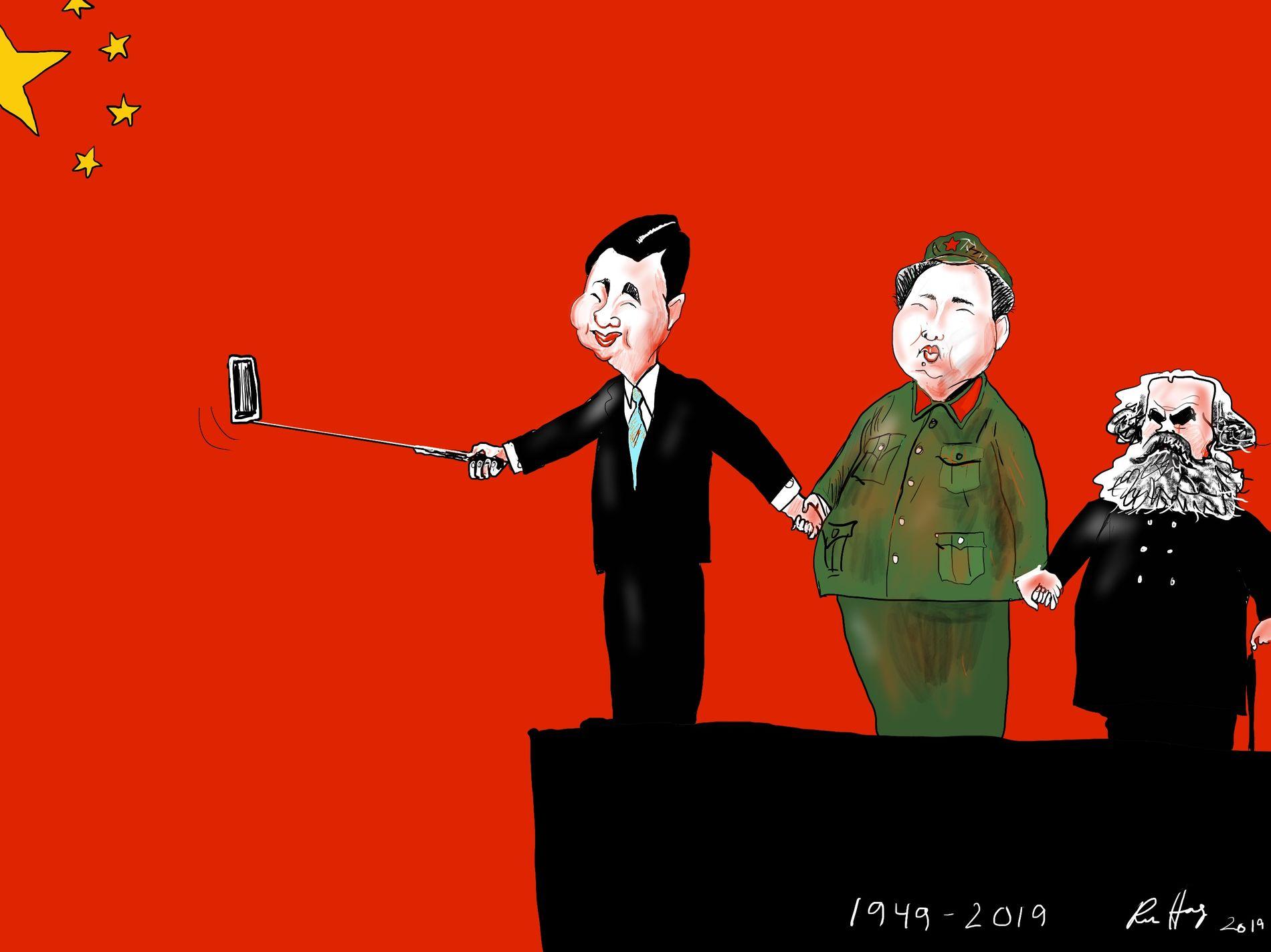 Vil gjøre Kina stort igjen
