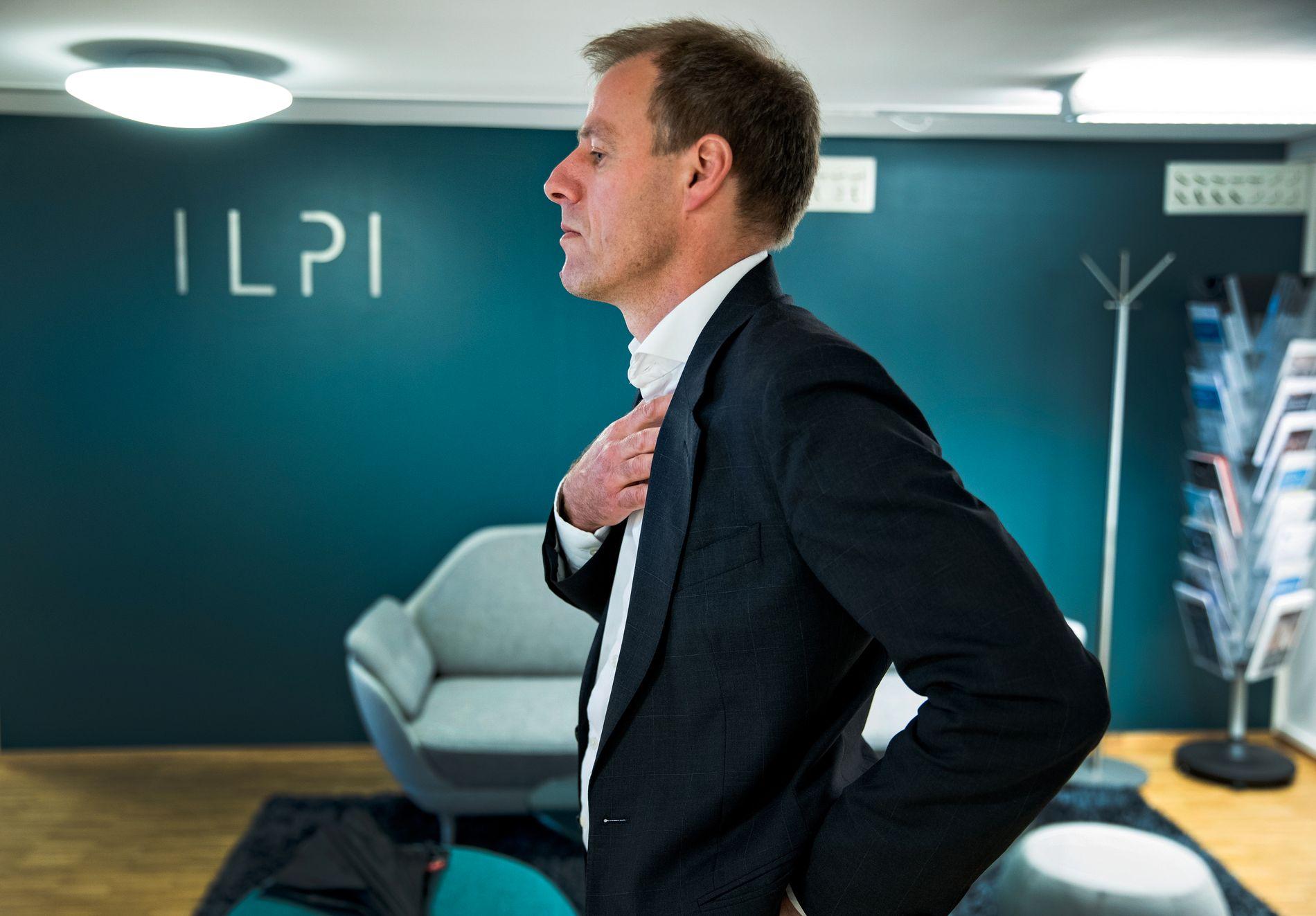 MASSEOPPSIGELSER: ILPI har rundt 30 ansatte. Nå mister de fleste jobben. Oppsigelsen skjer etter at UD har terminert eller fryst alle kontrakter med selskapet.