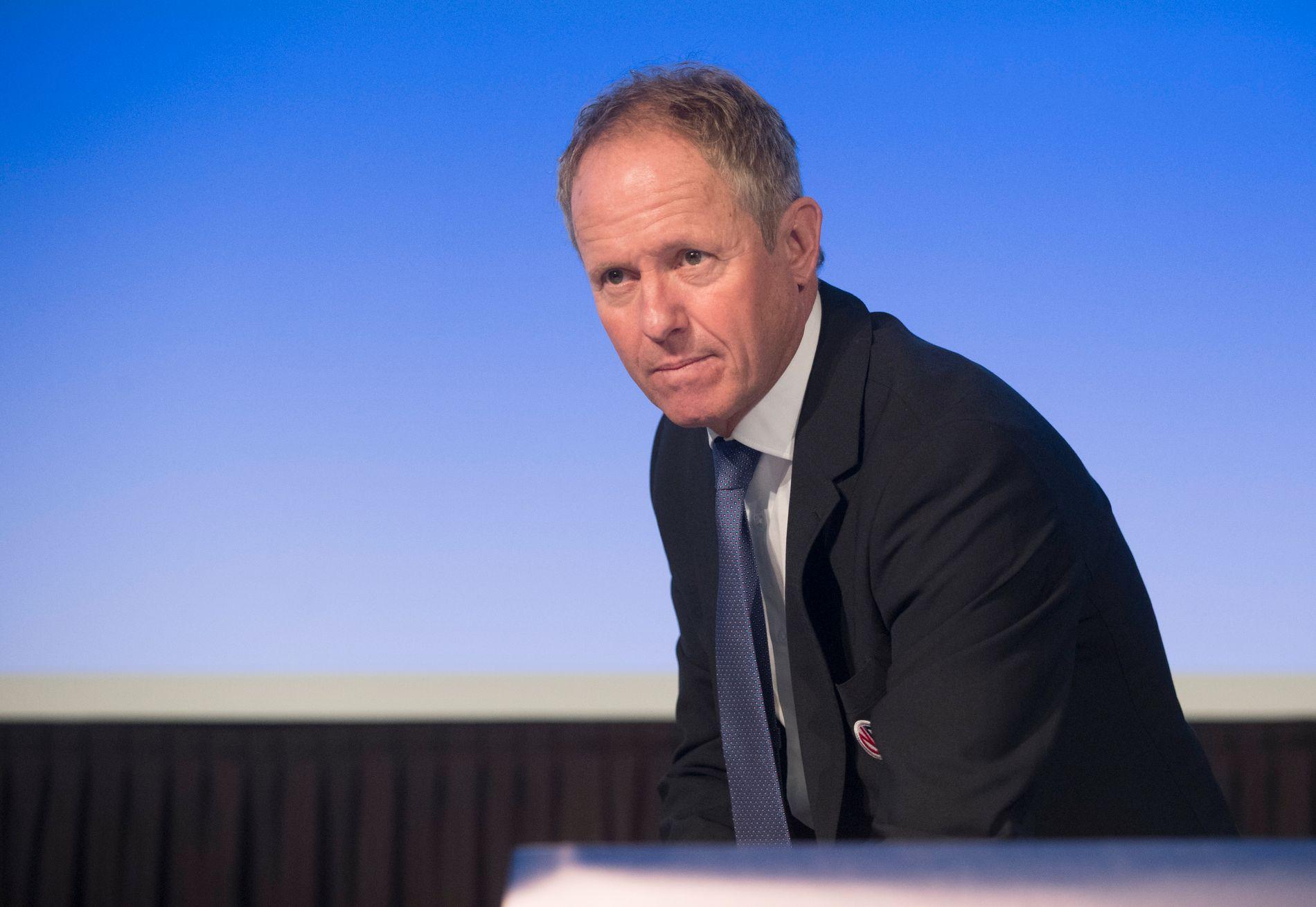 FORTSATT SYKEMELDT: NFFs generalsekretær Pål Bjerketvedt er fortsatt sykemeldt etter hjerneinfarktet i vår.