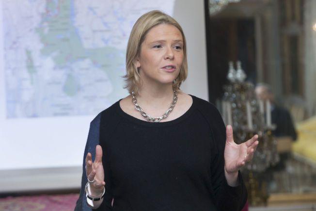 SKAL FORHANDLE: Norge og EU skal igjen forhandle om tollfrie kvoter på landbruksvarer, og ifølge landbruksminister Sylvi Listhaug (Frp) kan Unionens mandat bli klart til uka.