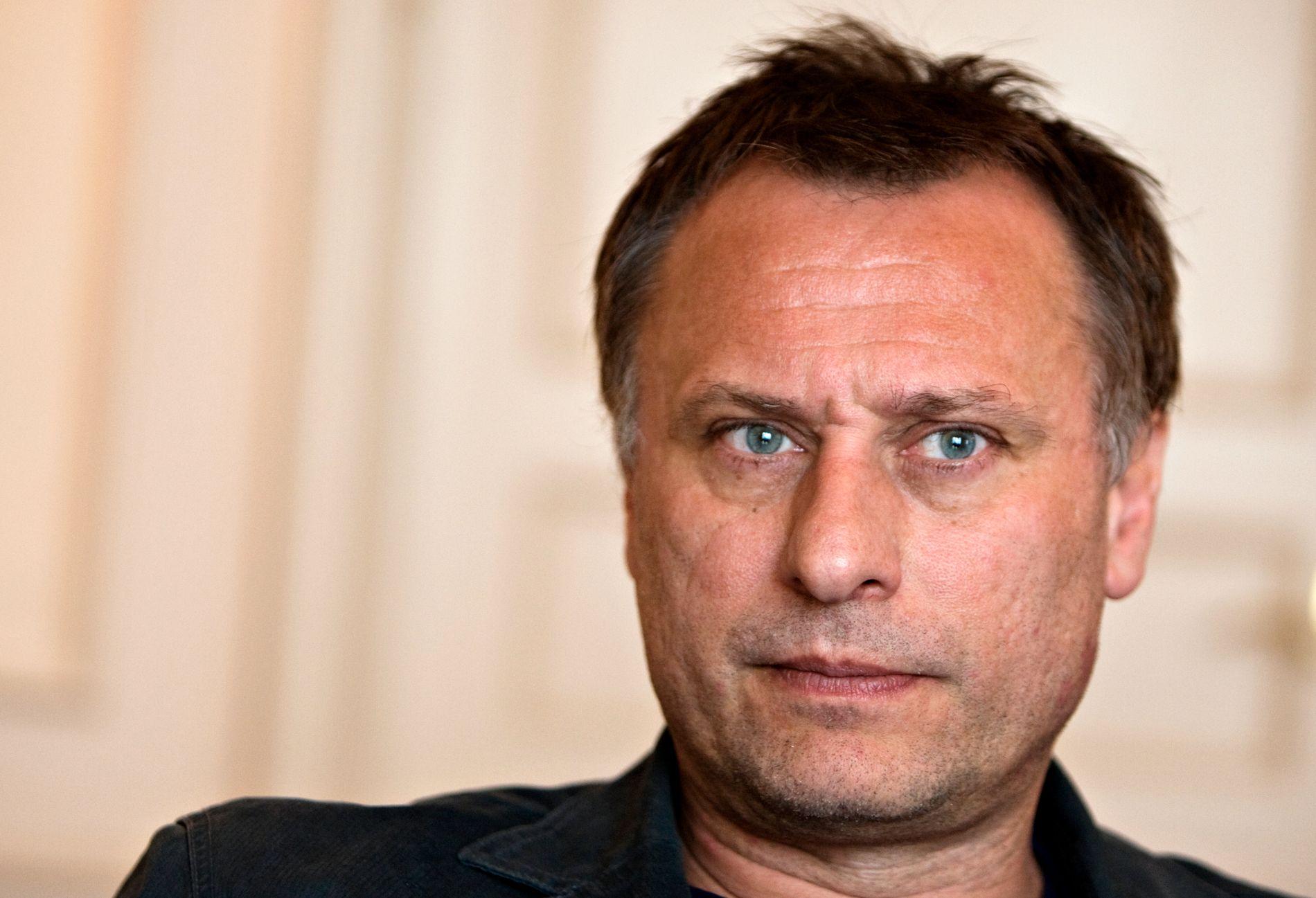 BEGRAVET: Fredag ble Michael Nyqvist tatt farvel med.