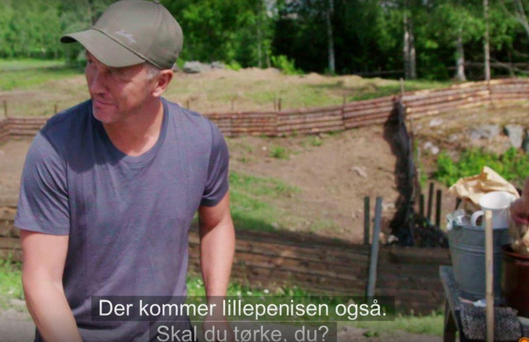 UPS: «Prins» ble til «penis» i mandagens «Farmen kjendis». – Latterlig, mener Ole Klemetsen.