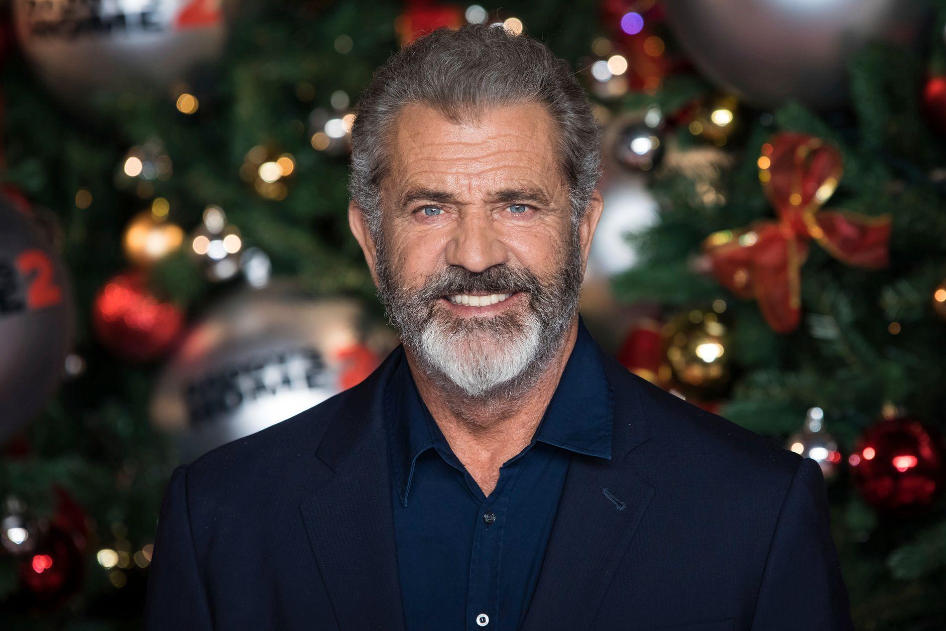 COMEBACK IGJEN: Mel Gibson ser ut til å være tilbake i Hollywood-varmen igjen. Her er han fotografert på premieren for «Daddy's Home 2» i februar i år.