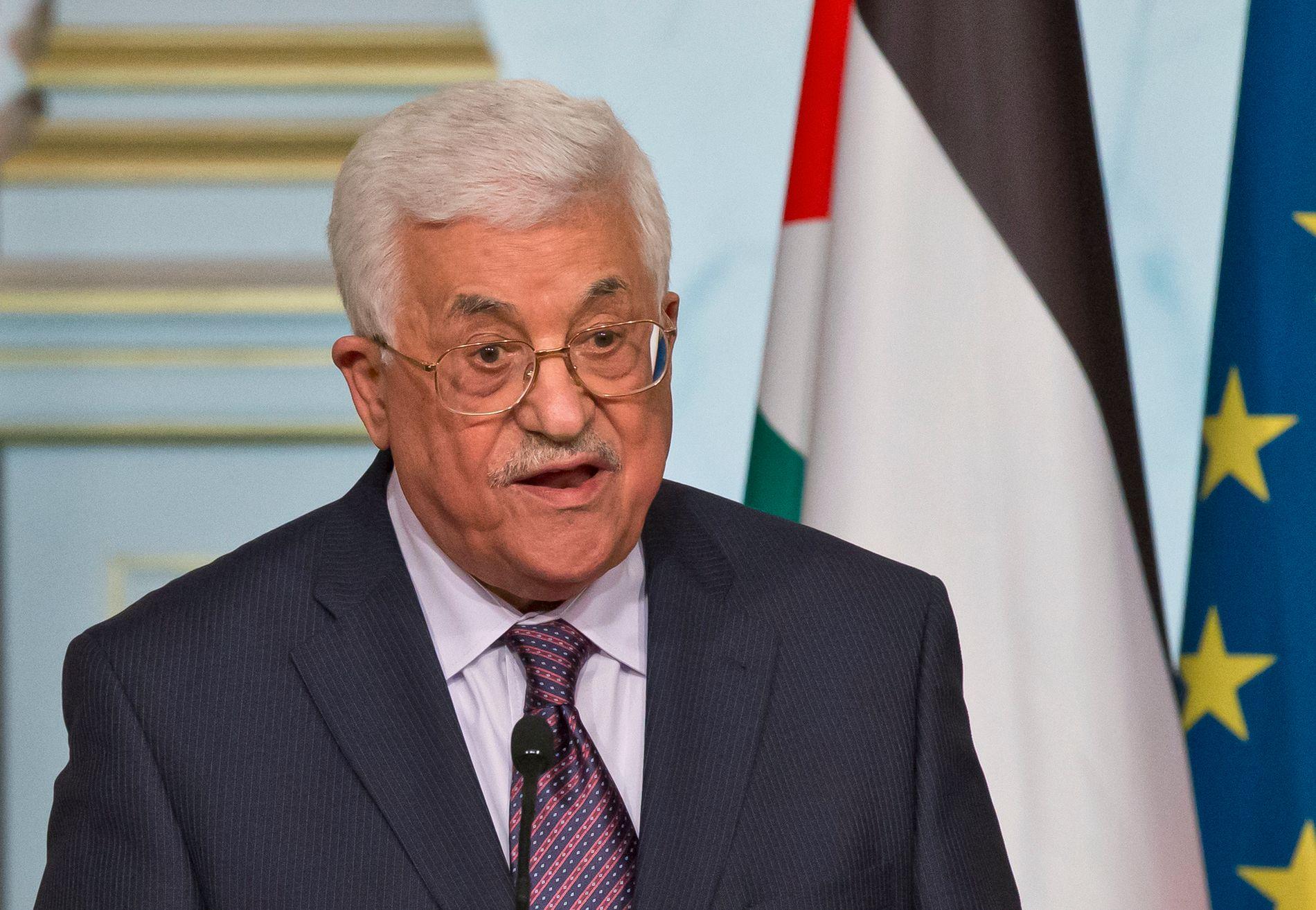 HVA MENER PRESIDENTEN? – Hvis Mahmoud Abbas og hans partnere frykter en maktovertagelse fra Hamas – og etter Gaza er denne frykten fullt forståelig – da er Israels overlegne militære styrke den beste garantisten de har mot dette, skriver kronikkforfatteren, som i morgen er i Norge for å diskutere Midtøsten-spørsmålet.
