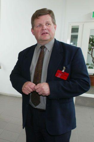 ASSISTERENDE REGIONDIREKTØR: Anders Kirkhus ved Kriminalomsorgen.
