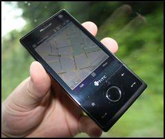 GPS har den også. Foto: Marius Valle