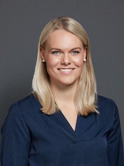 Advokatfullmektig Mari Verling i Kvale.