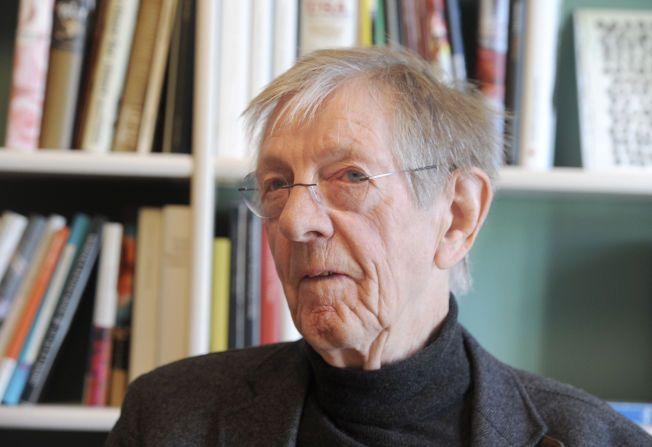 AKTUELL I HØST: Forfatteren Kjell Askildsen slipper denne høsten en ny samling, bestående av 12 noveller, skrevet mellom 1998 og 2004.