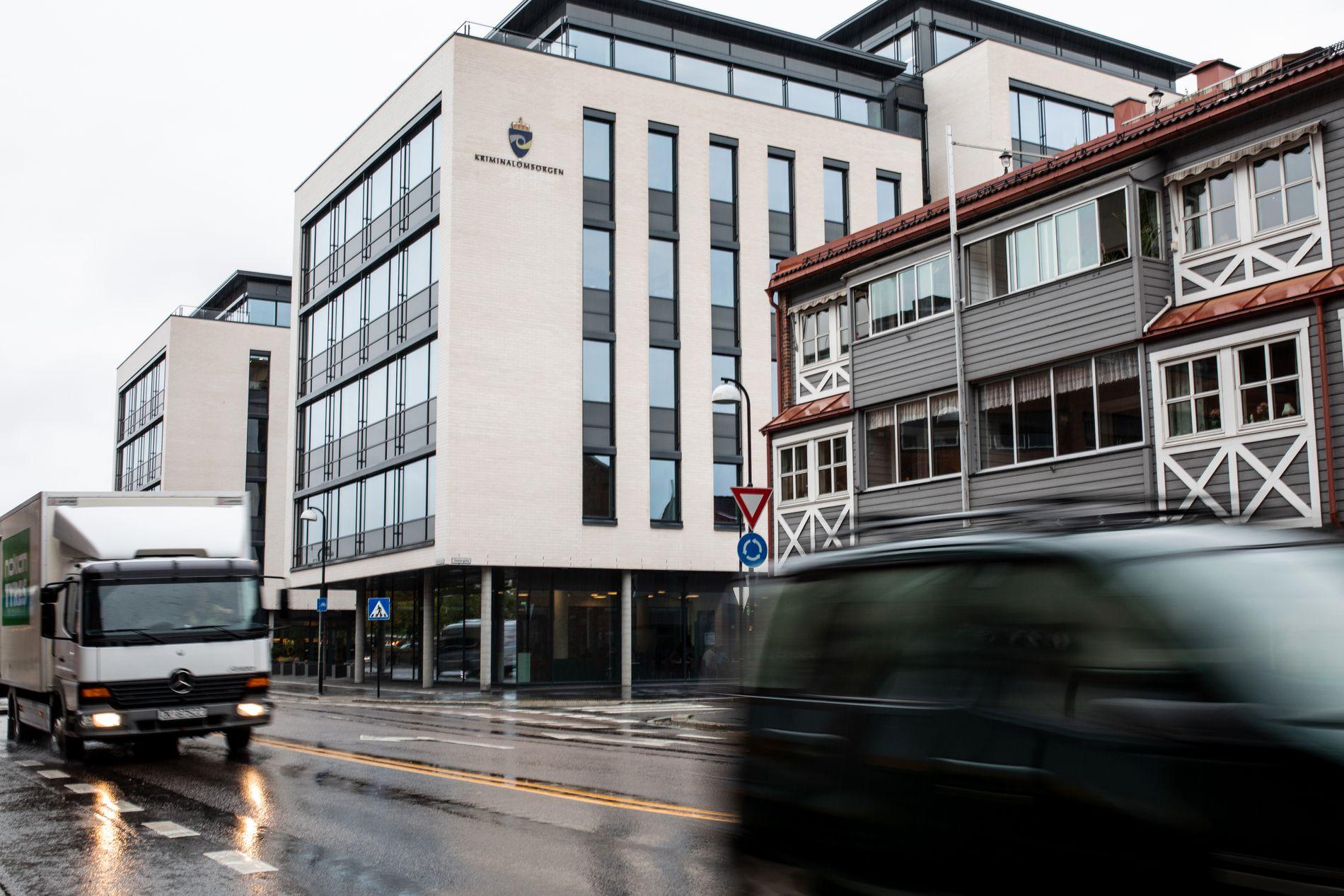 IVERKSATT GRANSKNING: Kriminalomsorgsdirektoratet (KDI) ba før sommeren om en landsdekkende granskning av om norske fengslers følger regler for den såkalte arbeidsdriften.