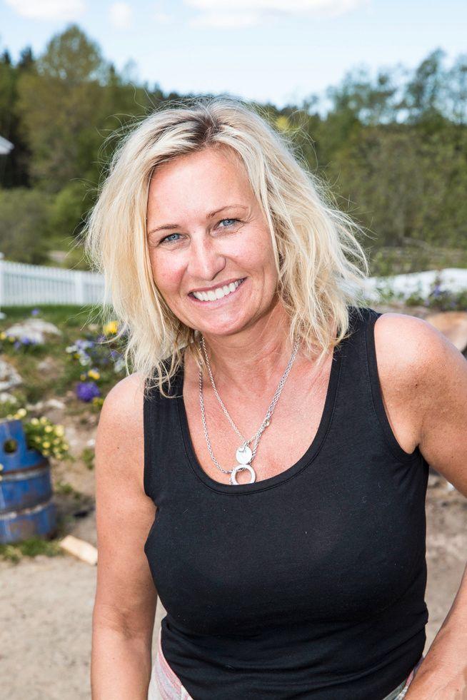 GJØR COMEBACK: 12 år etter hun var på TV-sist er Lene Elise Bergum en av de nye deltagerne i «Farmen-kjendis»