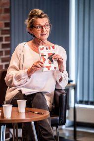 NYSTARTET: Gina Winje startet i høst eget agentur. Hun er tidligere direktør i NORLA (Norwegian literature abroad) og rettighetssjef i Aschehoug Agency, samt tidligere pressesjef i både Aschehoug, OSlo Nye Teater og Teater Ibsen.