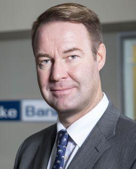 KUTTER: Country Manager Trond F. Mellingsæter i Danske Bank Norge.