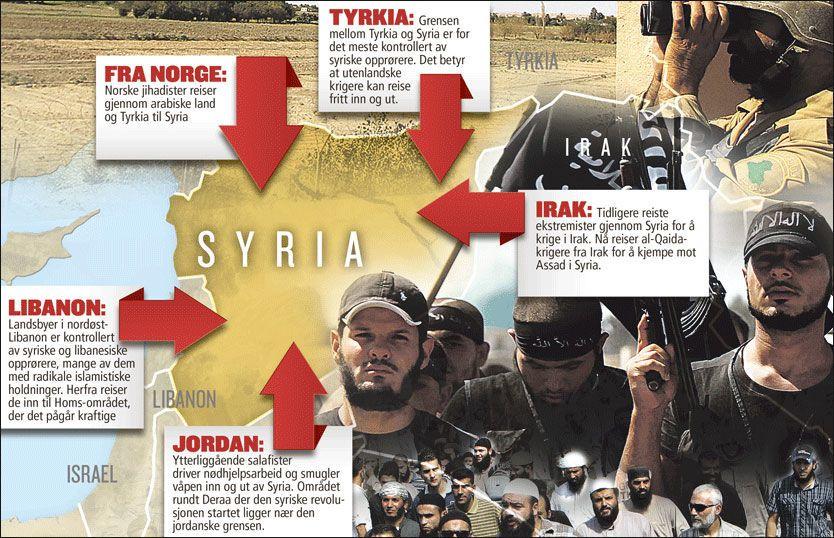 Grafikk: Anders Bergan. Kilde: AFP. Kartgrunnlag: Google.