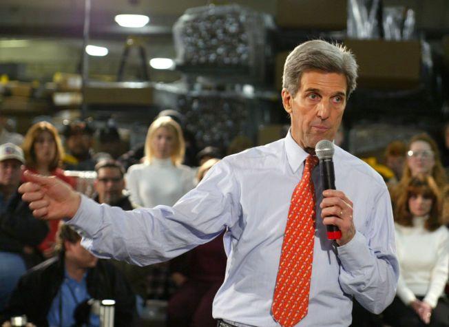 MØTES IKKE: John Kerry avkrefter at partene i Syria-samtalene møtes.