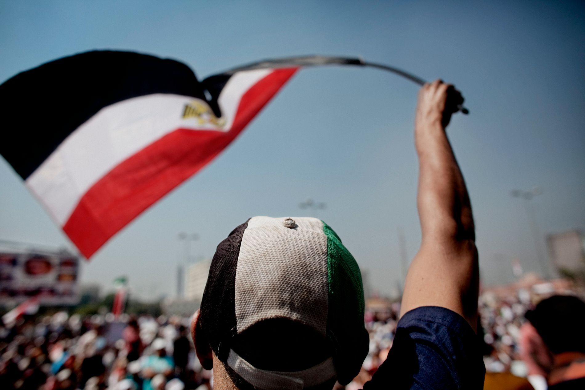 DET VAR EN GANG: Den arabiske våren i 2011 var drevet av Egypts unge. I dag føler mange seg maktesløse – og livredde.