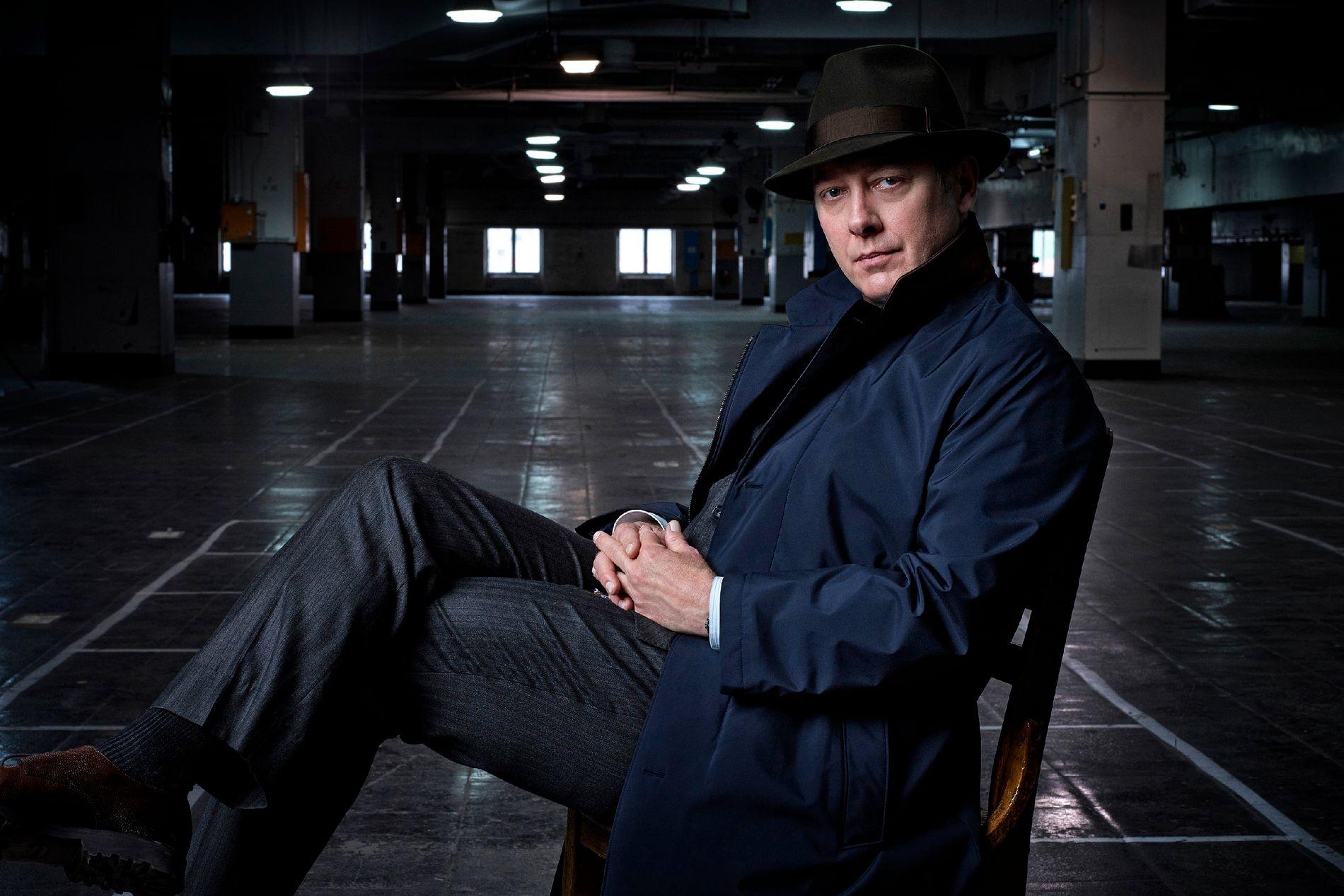 TILBAKE: James Spader i «The Blacklist».