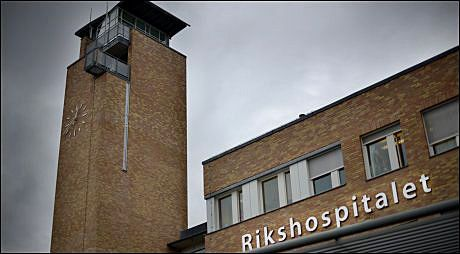 DØDE HER: Pasienten ble vekket fra narkose på Ullevål, og flyttet til Rikshospitalet for å opereres der isteden. Der døde han. Foto: ROBERT EIK