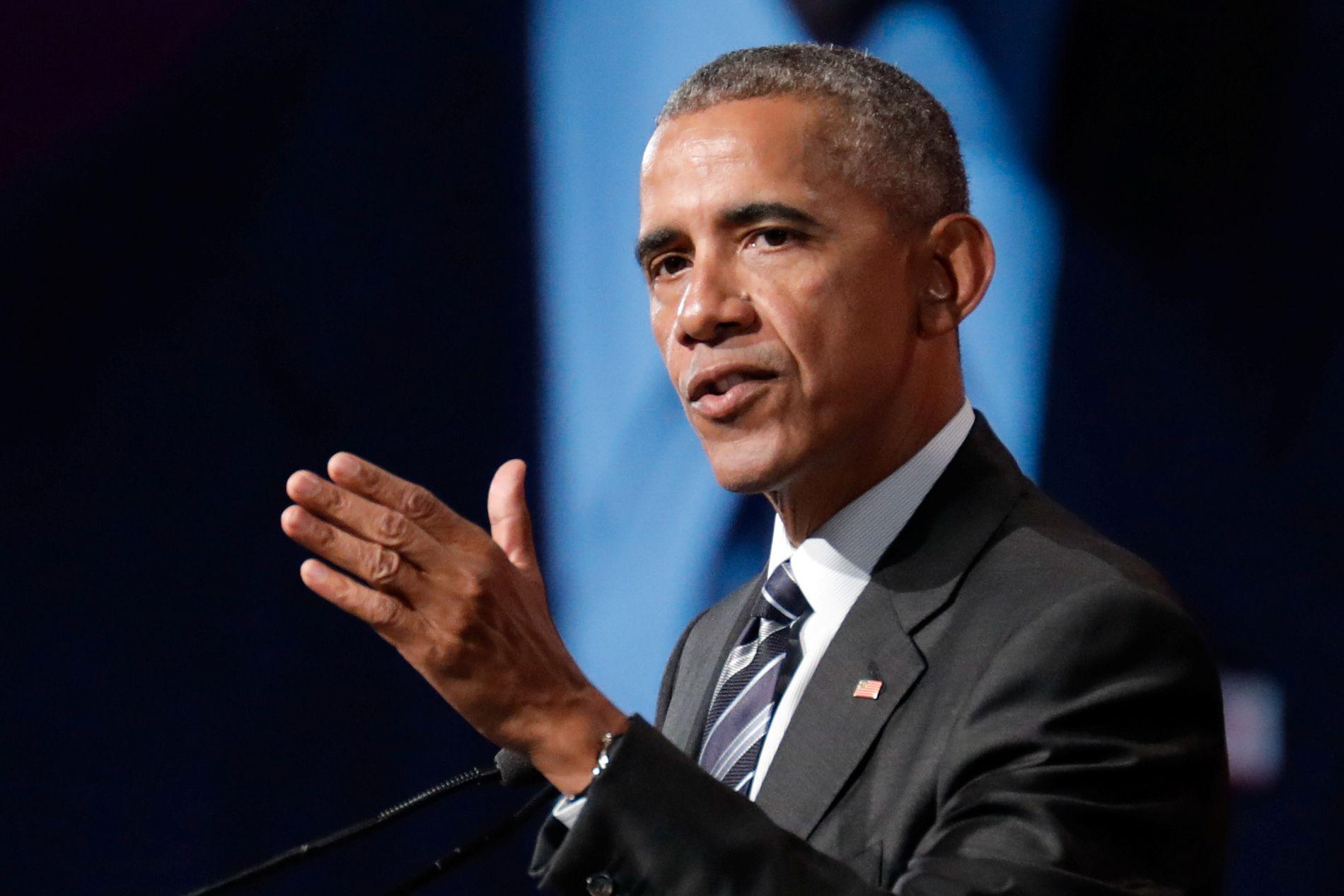 KRASS: Barack Obama sparte ikke på kruttet da han i en uttalelse torsdag ba republikanerne tenke seg godt om før de eventuelt stemmer for den nye helseloven. Her under et besøk i Quebec i Canada i starten av juni.