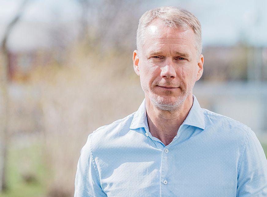 FYLKESLEDER: Christian Torset i Nordland SV.
