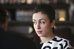 FORSVARER SEG: Stortingrepresentant Hadia Tajik (Ap).
