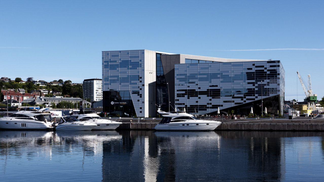 UTVIDER OMRÅDET: Sandnes Sparebank, den største banken i Eika Alliansen, får tilgang på store innskudd fra aktører utenfor sitt geografiske område, gjennom plattformen til gründerne i Fixrate.