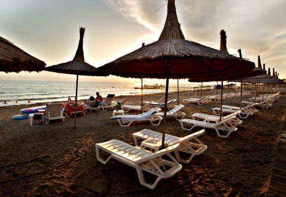 Dramatisk nedgang i turisme til Tyrkia etter terror