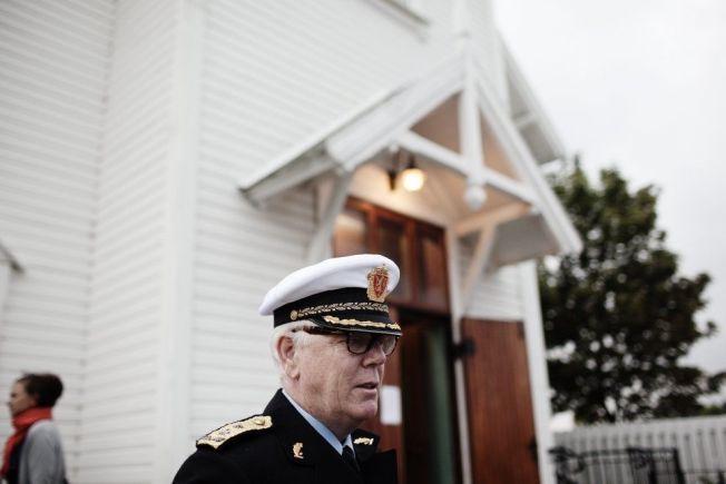 ALVORLIG: Hordaland-politimester Geir Gudmundsen ble varslet i Monika-saken, men saken ble fortsatt liggende Foto: Trond Sørås