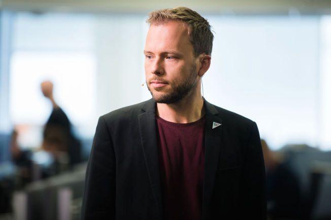 LYS I EUROPA: SV-leder Audun Lysbakken har sans for Sveriges innvandringspolitikk.
