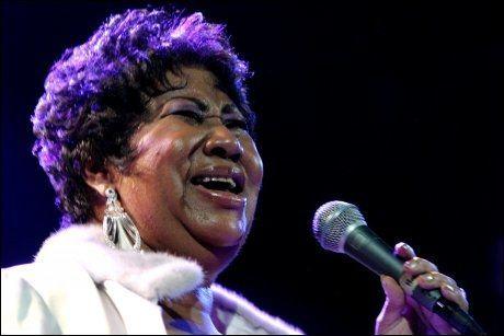 THE QUEEN OF SOUL: Aretha Franklin har blitt alvorlig kreftsyk. Foto: AP