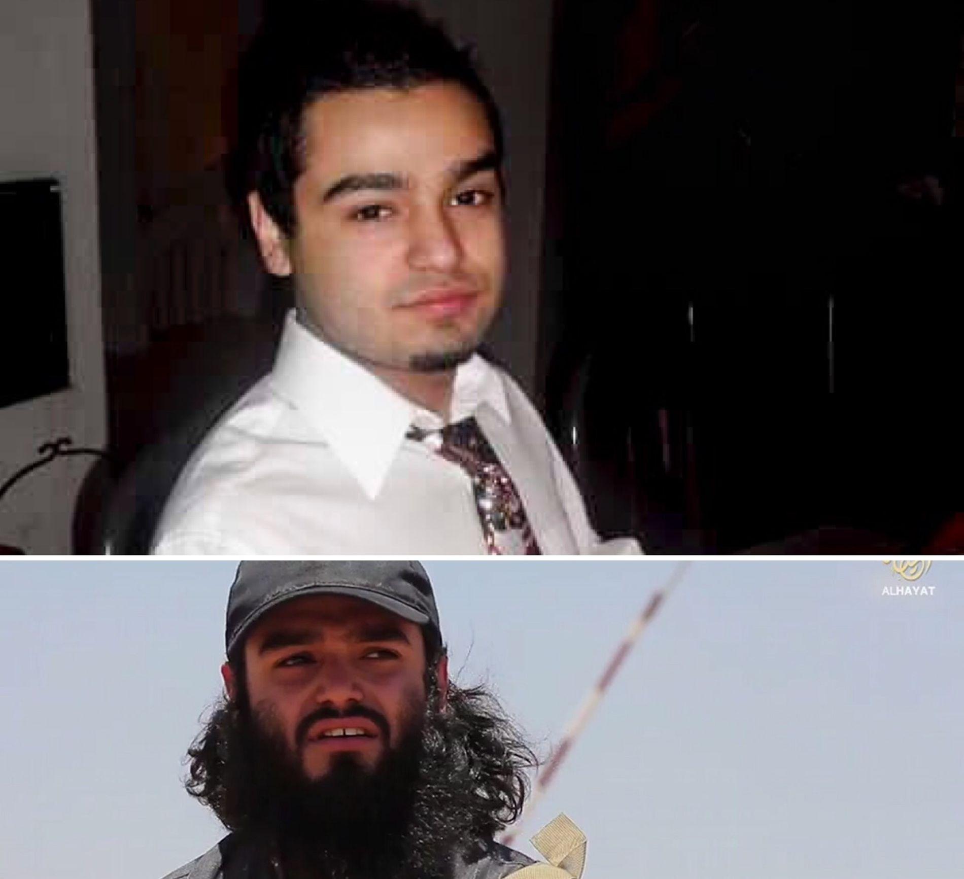 FAREN: Bastian Vasquez ble rekruttert inn i et ytterliggående, islamistisk miljø. Men foreldrene foretrekker å huske ham slik han var før han ble radikalisert.