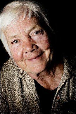VIS MANN: Astrid Nøkleby Heiberg kaller Jo Benkow for en av Høyres vise menn. FOTO: ESPEN RASMUSSEN/VG