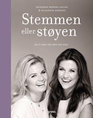 UTE I DAG: Boken «Stemmen eller støyen» er en samling av prinsesse Märtha Louise og Elisabeth Nordengs spalter i VG Helg.