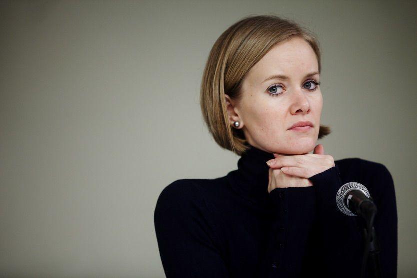 IKKE ØNSKET: Inger Lise Hansen er av valgkomiteen i KrF ikke ønsket i partiledelsen Foto: Scanpix