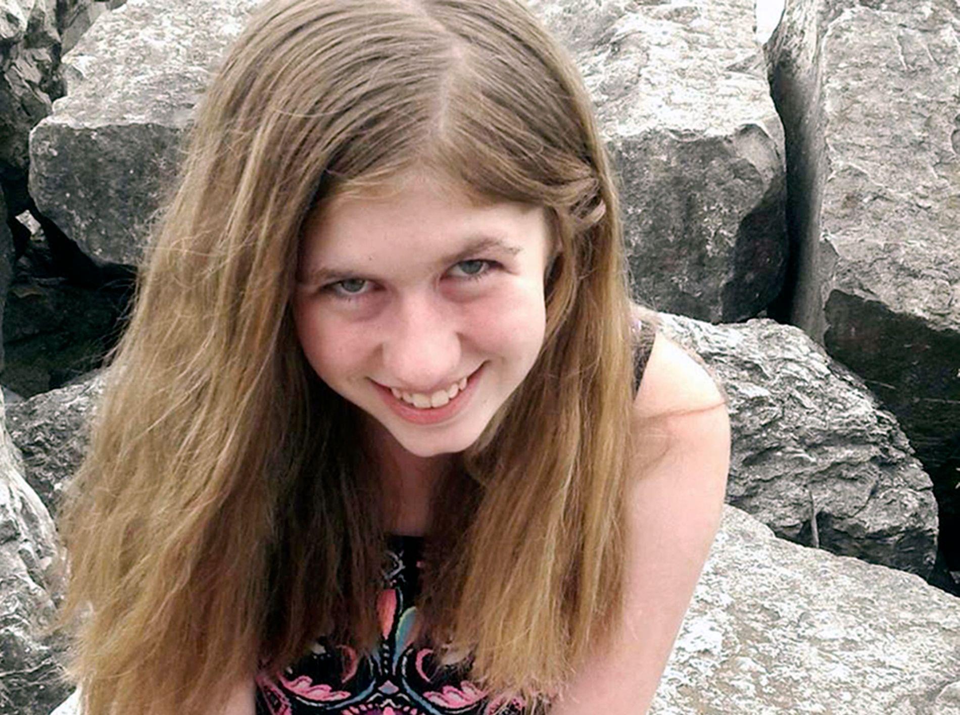 FUNNET: Jayme Closs har vært savnet helt siden foreldrene hennes ble funnet skutt og drept i oktober i fjor. Nå har hun kommet til rette.