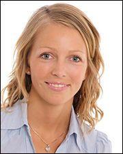 Ungdomsøkonom Maria Setsaas i Fokus Bank. Foto: Fokus Bank
