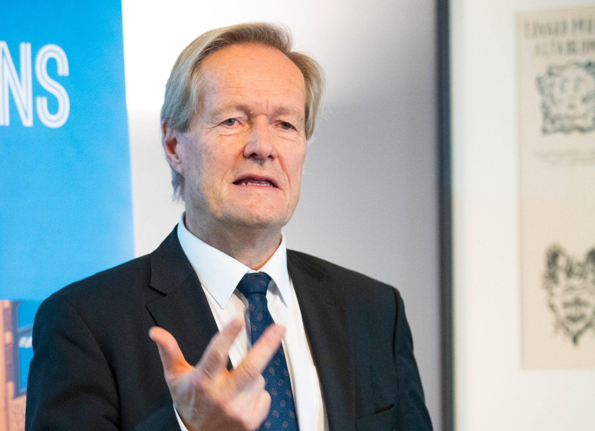 REAGERER: Cato Hellesjø er styreleder i bomselskapet Fjellinjen.