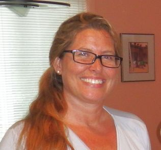 TREBARNSMOR: Lisa Amy Gjølstad (48).
