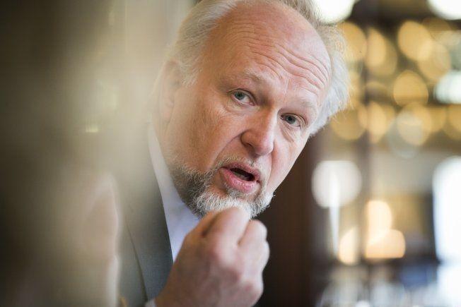 DRØM: Sykehusdirektør Bjørn Erikstein ønsker seg nytt storsykehus.Foto: NTB Scanpix
