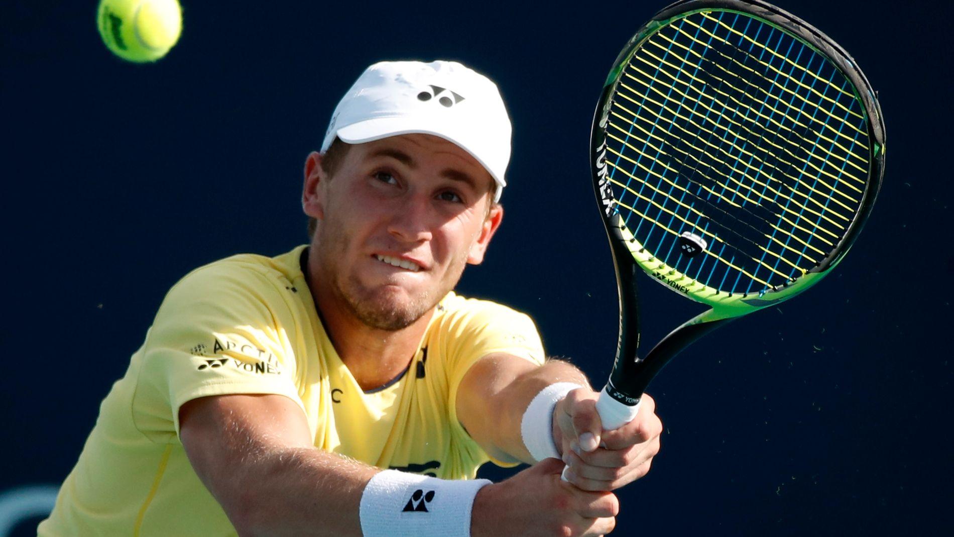09b9ed74 Casper Ruud tapte sin første ATP-finale: – Han var best