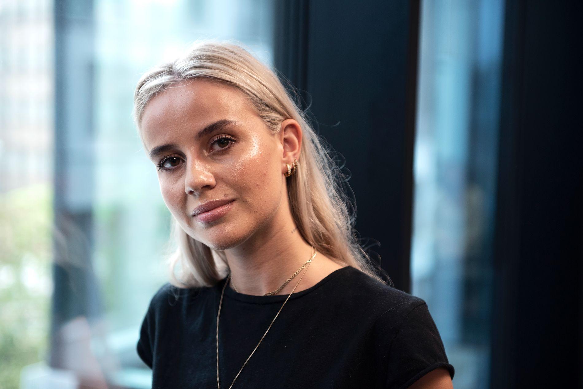 NY SESONG: Anniken Jørgensen (22) er med i den nye sesongen av realityserien «Bloggerne» på TV 2.
