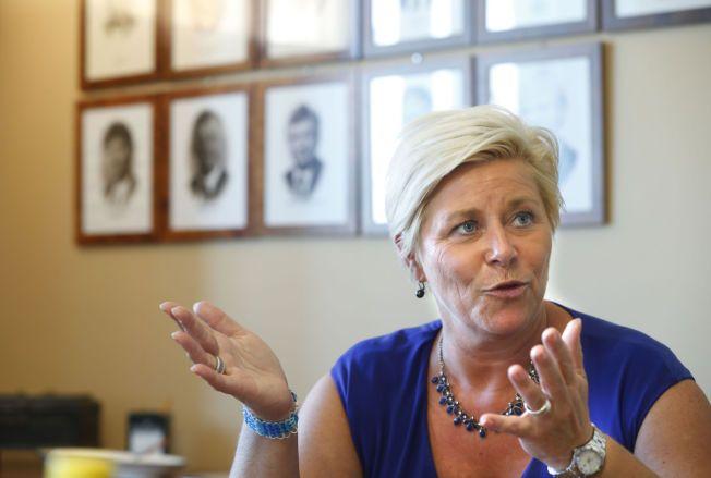 IMOT: Bare Fremskrittspartiet og SV holdt seg utenfor da et bredt flertall på Stortinget i juni vedtok at Norge skal ta imot 8000 kvoteflyktninger fra Syria de neste tre årene.