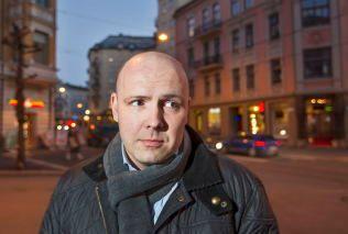 FIKK E-POSTER: Daglig leder i Humac, Bård Kvamme, har fortalt om e-postkorrespondanse med de utspekulerte svindlerne.