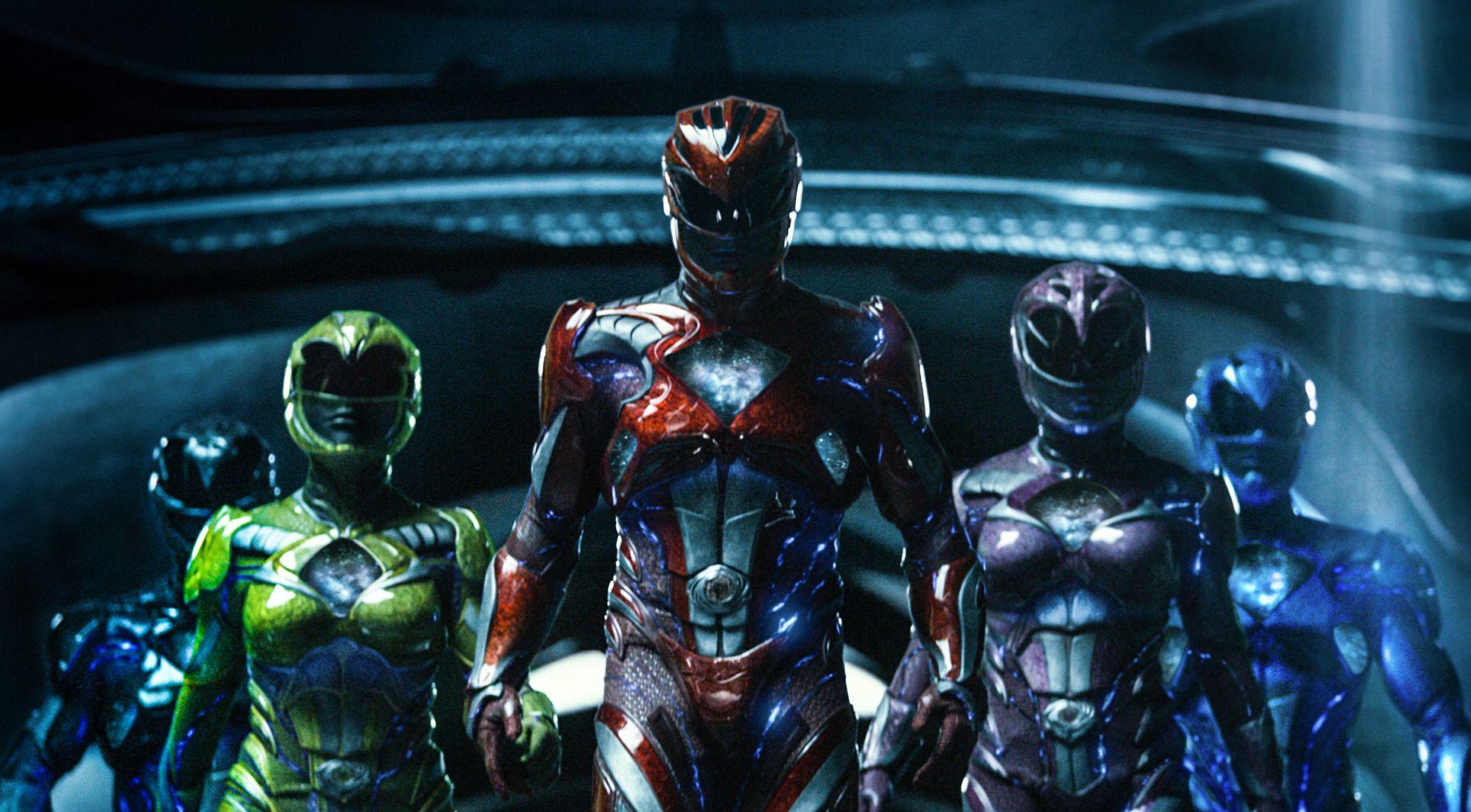 KITSJ-POTENSIALE: Slik vi kjenner «Power Rangers».