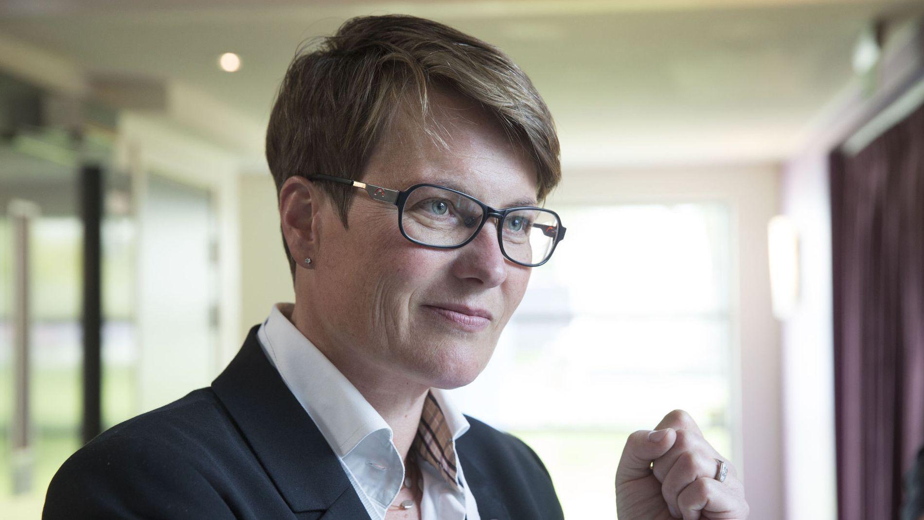 VANSKELIG: Klima- og miljøvernminister Tine Sundtoft deltar som observatør under ministermøtet for de store utslippslandene i verden i Luxemburg denne helgen.