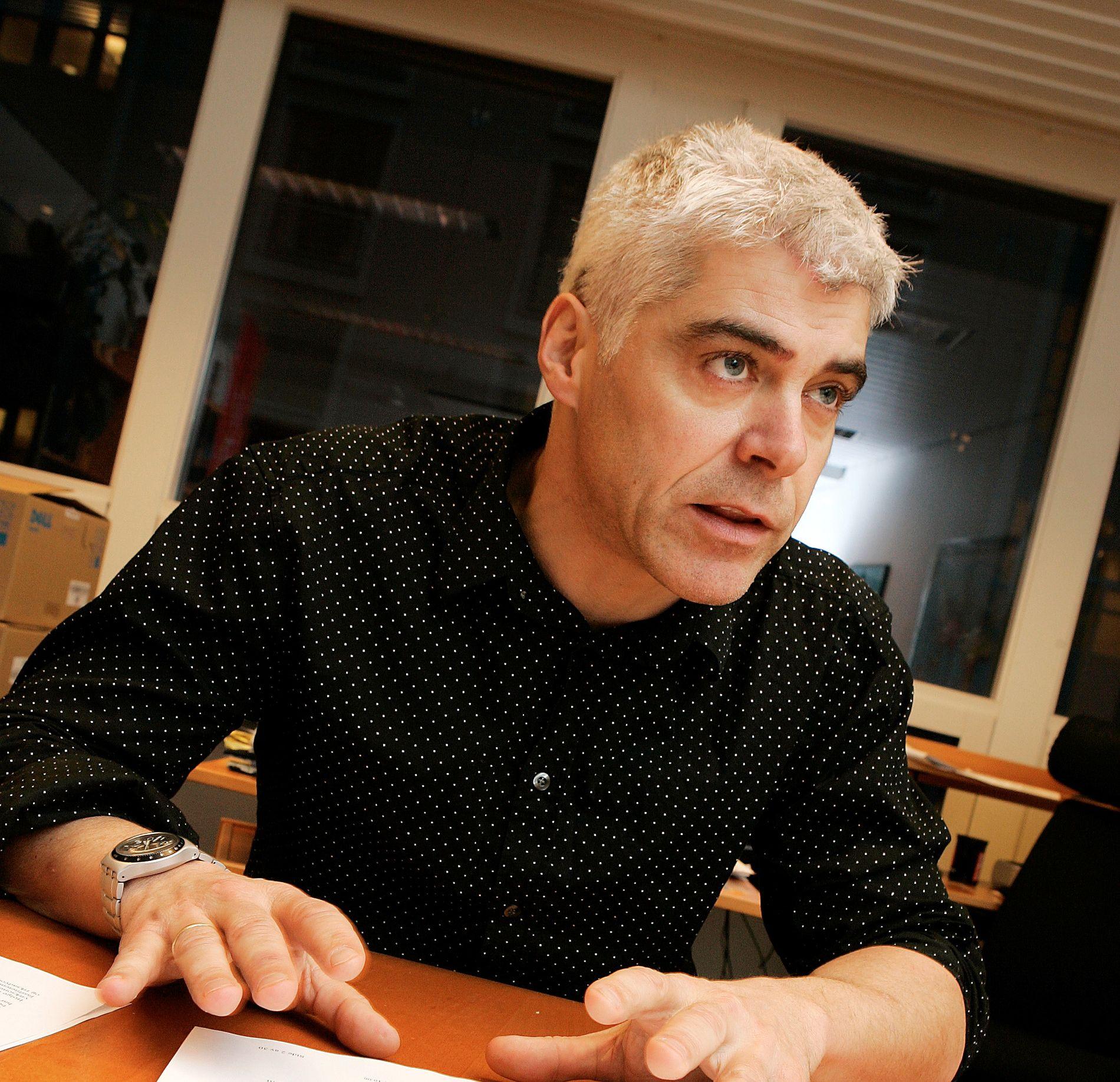 KRITISK: Stortingskandidat for SV, Petter Eide, er bekymret for det norske bidraget til krigen mot IS. Han mener de norske spesialsoldatene må hjem.