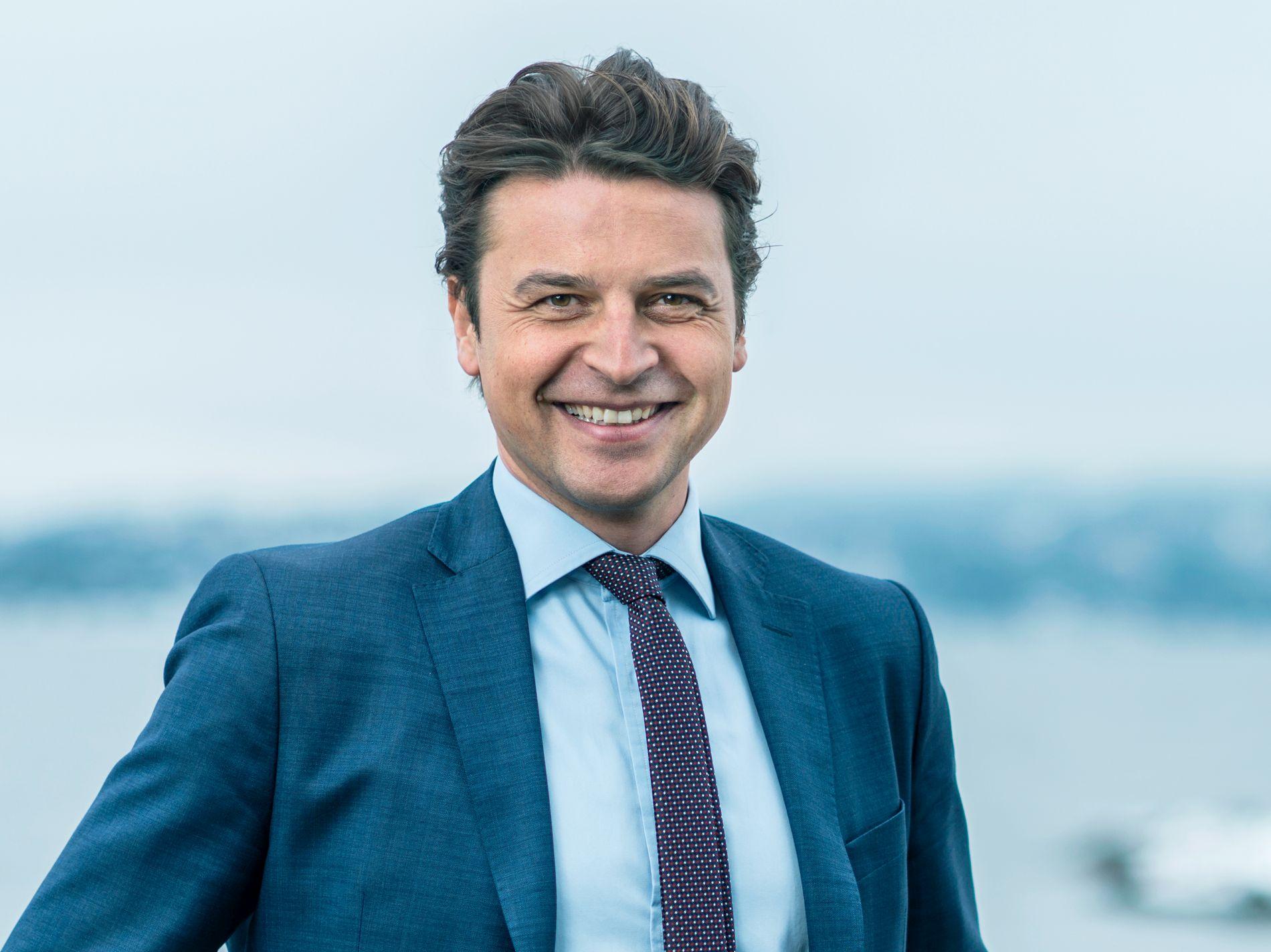 Ferd-sjef Morten Borge
