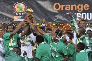 REGJERENDE MESTER: Slik så det ut da Nigeria feiret seieren for to år siden. Nigerianerne greide ikke å kvalifisere seg denne gangen.