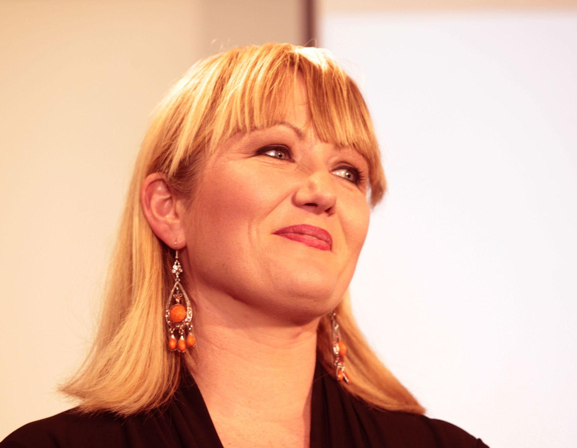 FJORÅRETS GRÜNDERKVINNE: Silje Vallestad fikk i 2011 heder og pris for sin gründervirksomhet.