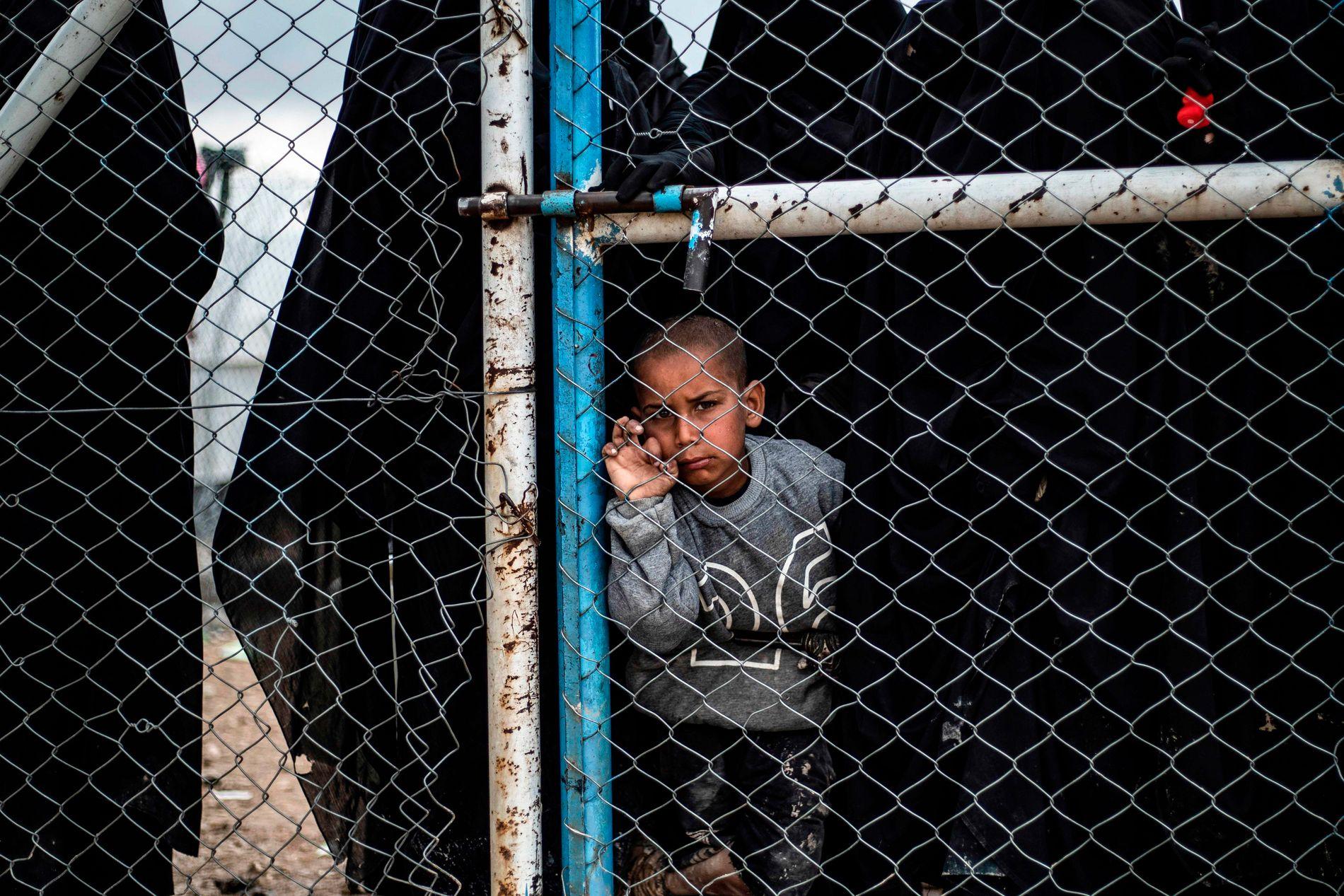 HVA SKJER MED BARNA: Hva skal skje med barna til IS-kvinner som dro til Syria fra Europa? Det er blitt et politisk omstridt tema i en rekke land.