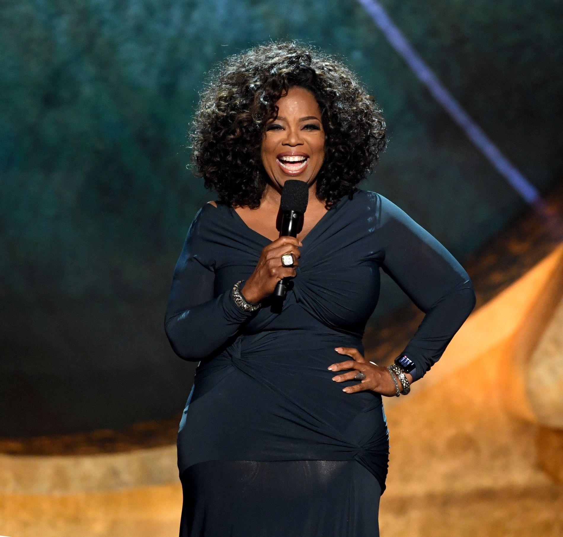 OPRAH (WIN) FREY: Hele USAs Oprah har blitt lansert som en kandidat for Demokratene. Men for øyeblikket er det kanskje mer ønsketenkning, enn noe annet.